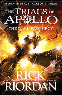 Buy Dark Prophecy (The Trials Of Apollo Book 2) The from BooksDirect