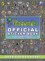 Buy Terraria: Official Sticker Book: Official Sticker Book from BooksDirect