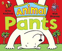 Buy Animal Pants from BooksDirect