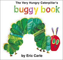 Buy The Very Hungry Caterpillar's Buggy Book from BooksDirect