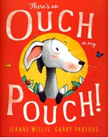 Buy There's an Ouch in my Pouch! from BooksDirect