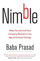 Buy Nimble: Make Yourself and Your Company Resilient in the Age of Constant Change from BooksDirect