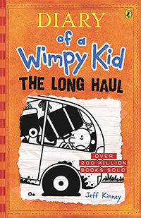 Buy Diary of a Wimpy Kid: #9 Long Haul from BooksDirect