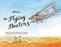 Buy Meet the Flying Doctors from Book Warehouse