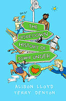 Buy Upside-down History of Down Under The from BooksDirect