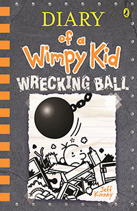 Diary of a Wimpy Kid: #14 Wrecking Ball(246)
