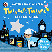 Buy Ladybird Touch and Feel Rhymes: Twinkle Twinkle Little Star from BooksDirect