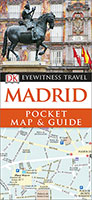Madrid: Eyewitness Pocket Map and Guide