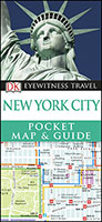 New York City: Eyewitness Pocket Map and Guide