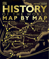 Buy History of The World Map By Map from BooksDirect