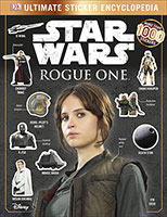 Star Wars: Rogue One: Ultimate Sticker Encyclopedia