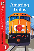 Buy Read It Yourself with Ladybird: Level 1: Amazing Trains from Book Warehouse
