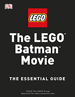 LEGO  Batman Movie: The Essential Guide The
