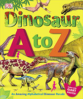 Buy Dinosaur A to Z from BooksDirect