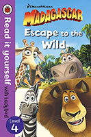 Buy Read It Yourself with Ladybird: Level 4: Madagascar: Escape to the Wild from BooksDirect