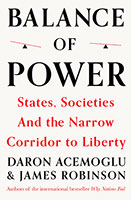 Narrow Corridor: States, Societies and the Fate of Liberty, The