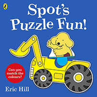 Buy Spot's Puzzle Fun!: Press-Out And Play Book from BooksDirect