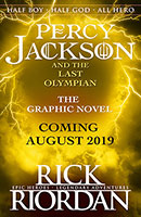 Last Olympian: The Graphic Novel (Percy Jackson Book 5), The