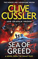 Buy Sea of Greed: Numa Files #16 from BooksDirect