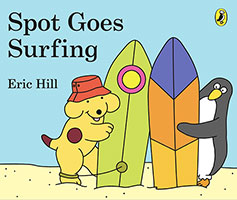 Buy Spot Goes Surfing from BooksDirect