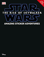Buy Star Wars The Rise of Skywalker Amazing Sticker Adventures from BooksDirect