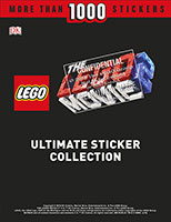 LEGO Movie 2 Ultimate Sticker Collection The