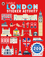 Buy Ladybird London: Sticker Activity from BooksDirect