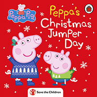 Buy Peppa Pig: Peppa's Christmas Jumper Day from BooksDirect