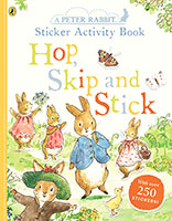 Peter Rabbit Sticker Activity