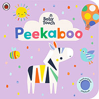 Buy Baby Touch: Peekaboo from BooksDirect