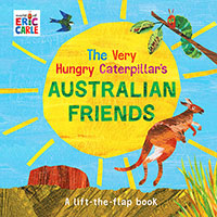 Buy Very Hungry Caterpillar's Australian Friends, The from Top Tales