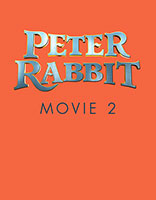 Peter Rabbit Movie 2 Sticker Scene Book