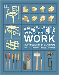 Buy Woodwork: The Complete Step-by-Step Manual from BooksDirect