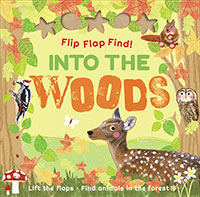 Buy Flip Flap Find Into The Woods from BooksDirect