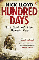 Buy Hundred Days: The End of the Great War from BooksDirect