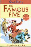 Buy The Famous Five: #17 Five Get Into A Fix from BooksDirect