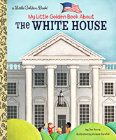 Buy My Little Golden Book About The White House from Book Warehouse