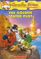 Buy Geronimo Stilton: #55 Golden Statue Plot from BooksDirect