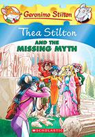 Thea Stilton: #20 Thea Stilton and the Missing Myth