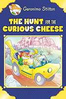 Geronimo Stilton Special Edition: Hunt for the Curious Chees
