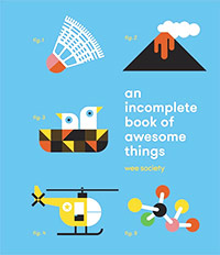 Buy An Incomplete Book Of Awesome Things from BooksDirect