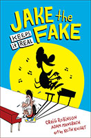 Buy Jake The Fake Keeps It Real from BooksDirect