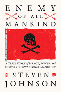 Buy Enemy of All Mankind: A True Story of Piracy, Power, and History's First Global Manhunt from Book Warehouse