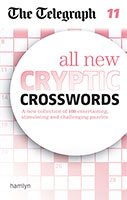 The Telegraph: All New Cryptic Crosswords 11