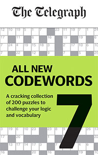 Telegraph Codewords Volume 7