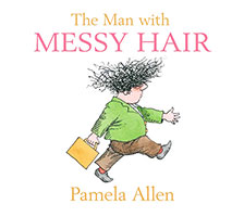 Buy Man With the Messy Hair The from BooksDirect