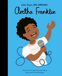 Buy Aretha Franklin (Little People, Big Dreams) from BooksDirect