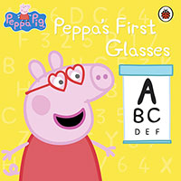 Buy Peppa Pig: Peppa's First Glasses from BooksDirect