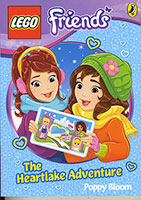 Buy LEGO Friends: The Heartlake Adventure from BooksDirect