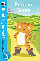 Read it Yourself with Ladybird: Level 3: Puss in Boots
